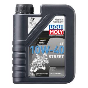 Huile Liqui Moly Moto 4T Street Race
