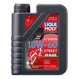 Huile Moto 4 T 10W60 Street Race