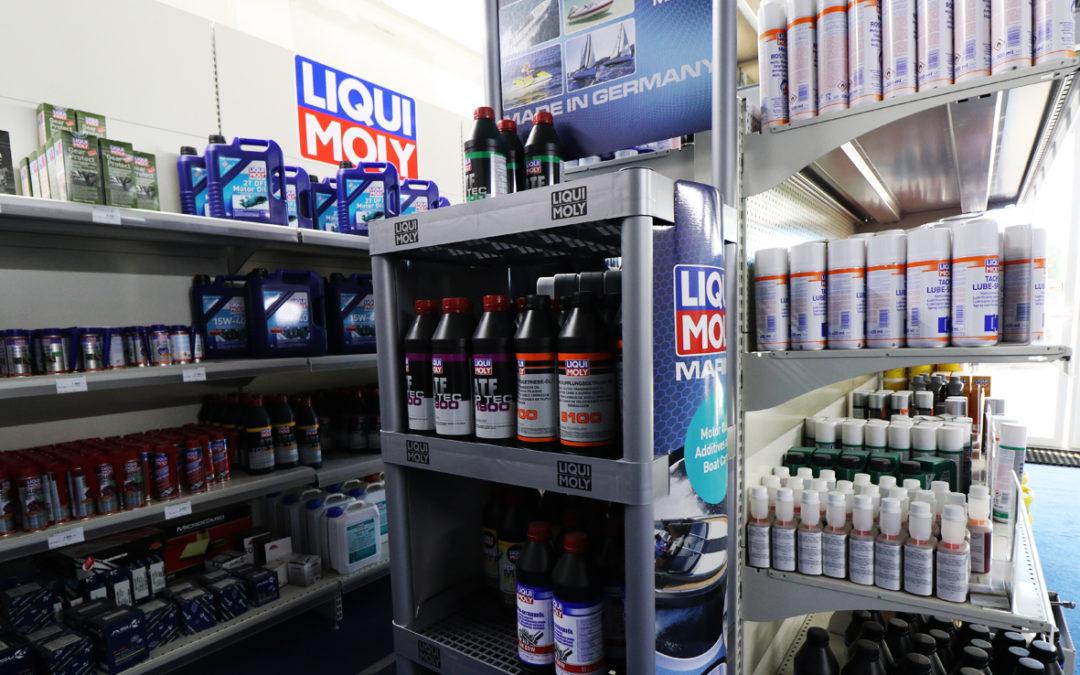Arrivage de nouveaux produits chez Liqui Moly