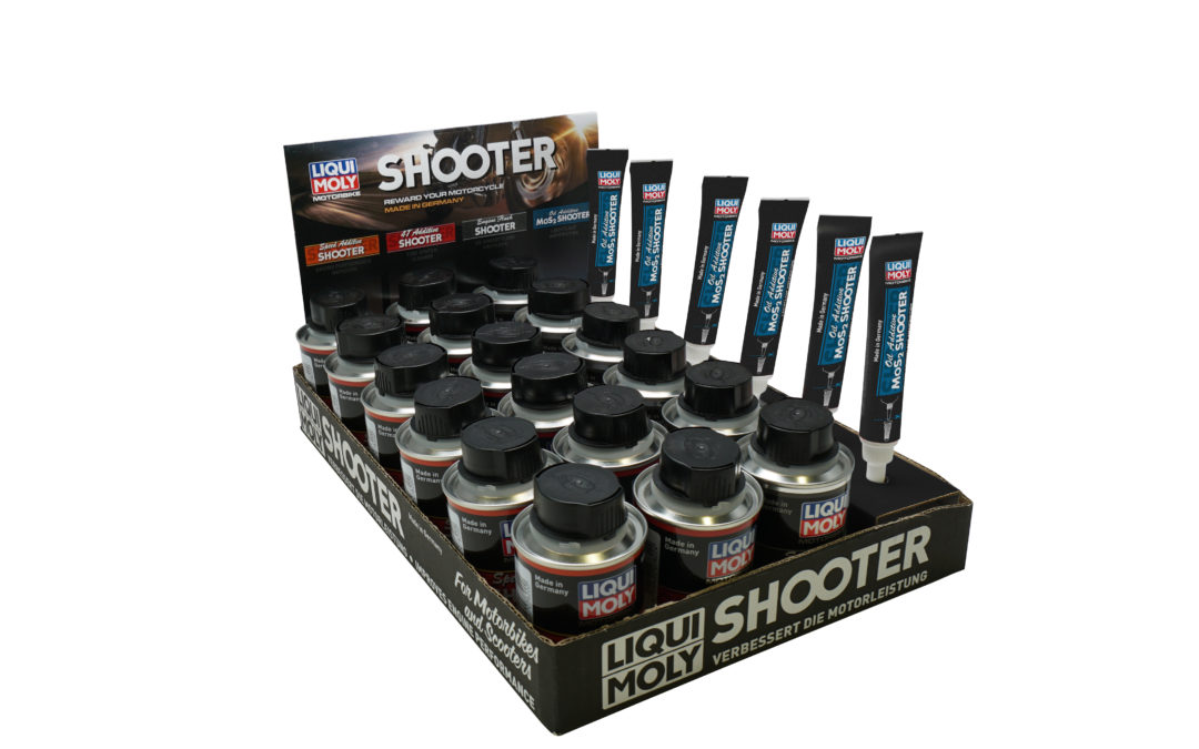 Liqui Moly Motor Bike Shooter
