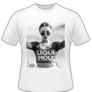 T Shirt Liqui Moly Girls